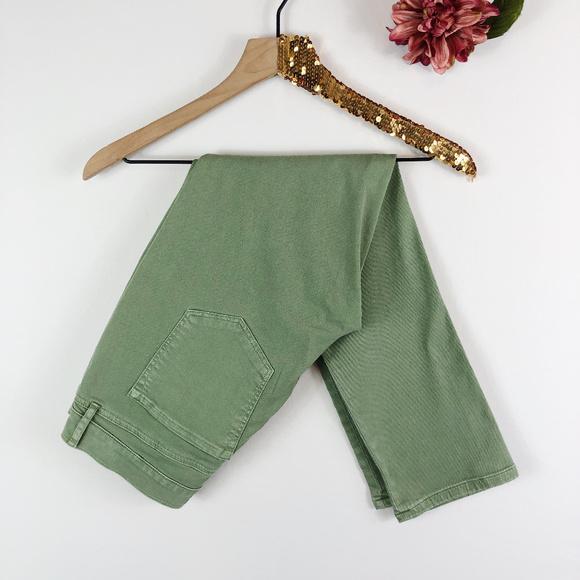 LOFT Denim - [LOFT ANN TAYLOR] Skinny Crop Jeans